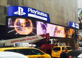 Playstation Theater, NY